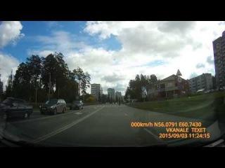 Велосипедисты - Снежинск 3 сентября 2015