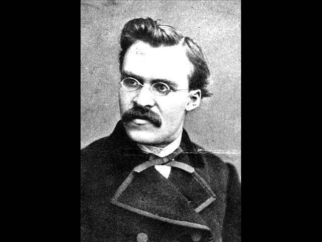 Фрэнки Шоу Фридрих Ницше