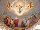 Вознесение Господне хор московского Сретенского монастыря