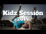 WORLD BEST BREAKDANCE BATTLE  Recap Kidz Session 2014  By Ocker Production