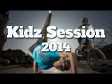 WORLD BEST BREAKDANCE BATTLE  Recap Kidz Session 2014  By Ocker Production
