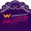 MAGENTA. Организация свадеб в Екатеринбурге.