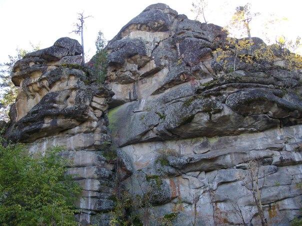 Каменные ворота, места силы Алтая, Макарьевка
