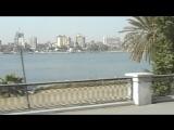 * МОЁ ВИДЕО *столица Египта КАИР. Набережная Нила! 04.02.2015 г.