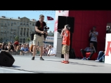день молодежи в москве,бит бокс батл!