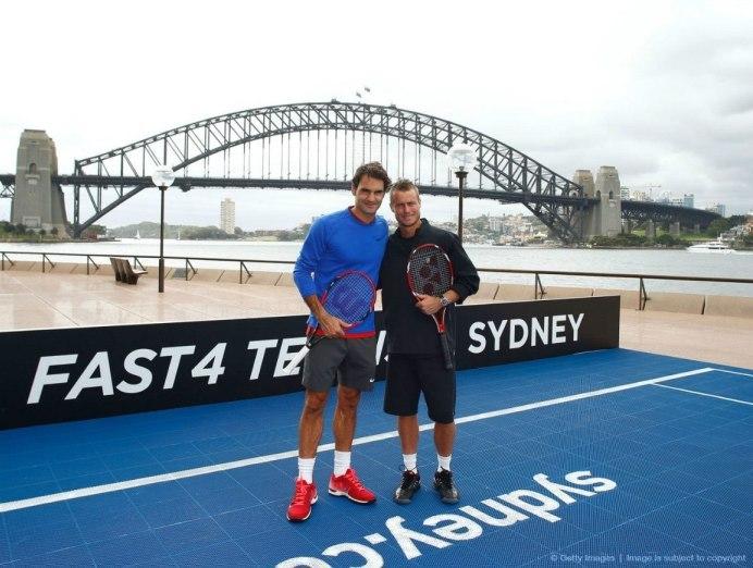 Роджер Федерер, Ллейтон Хьюитт, видео, фото, ATP