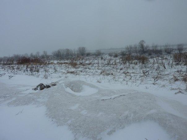 Изображение 1 : Что нам снег, что нам пурга, когда уж есть открытая вода.....