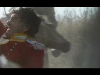 Захват британского знамени французской кавалерией (Приключения королевского стрелка Шарпа. Орёл Шарпа)