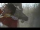 Захват британского знамени французской кавалерией Приключения королевского стрелка Шарпа. Орёл Шарпа