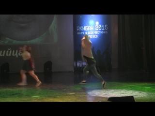 АкиБан 2015 — Crazy дефиле