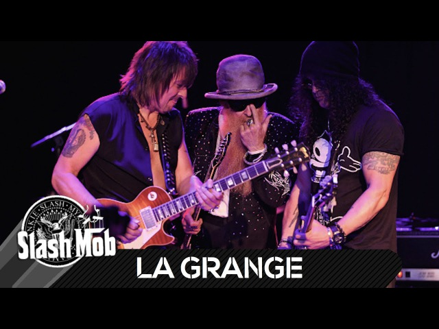 Billy Gibbons, Slash, Richie Sambora -