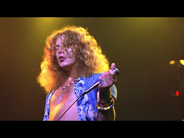 Led Zeppelin Rock and Roll 1973 Live Video FULL HD