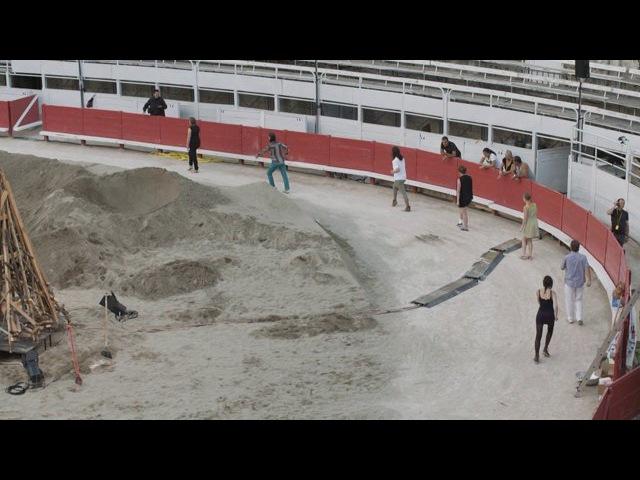Klara Liden 'Moonwalk' - To the Moon via the Beach