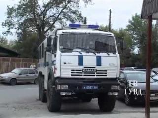 сходка азербайджанских авторитетов в Екатеринбурге  Оперативная съёмка задержания
