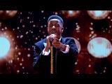 Jermain Jackman performs 'Treasure' - The Voice UK 2014 The Live Quarter Finals - BBC One