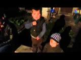 Хунта заставляет петь гимн Украины русскоязычных детишек. Мальчику 2 годика.