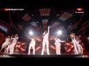 Х-фактор-2 Украина. Общая песня. 5 прямой эфир. 19.11.2011