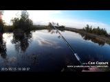 Рыбалка на поплавок и спиннинг, Коммунар платные пруды