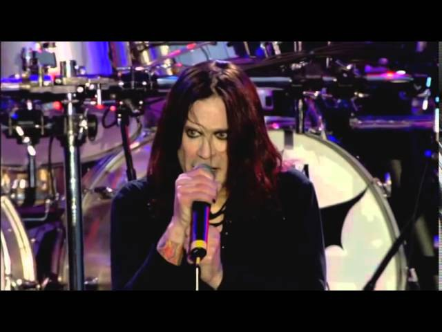 Black Sabbath War Pigs Live at Ozzfest 2005