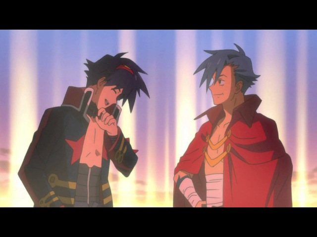 Tengen Toppa Gurren Lagann - Sweet Dream - [HD] [RUS]
