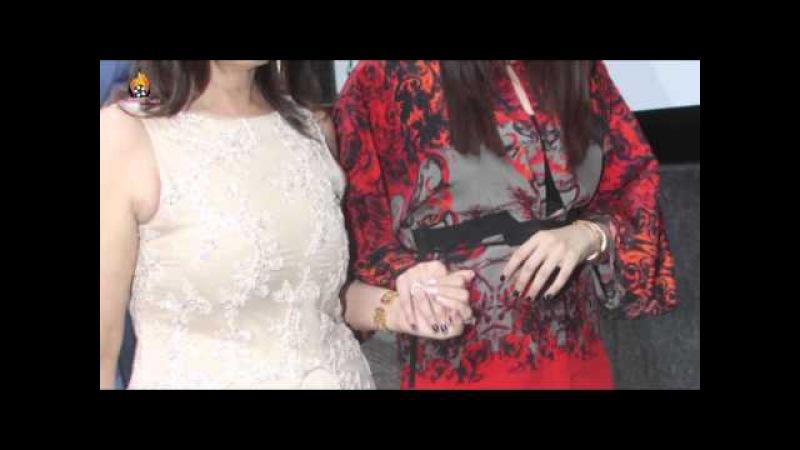 Amitabh Bachchan Aishwarya Rai With Fashion Designer Neeta Lulla During Her Daughter Nishka Lulla