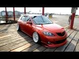 Taylor's Stanced Mazda 3