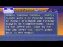 The Weather Channel 1998-07-19: Local Forecast