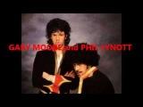 GARY MOORE and PHIL LYNOTT (Эксклюзивные Моменты)