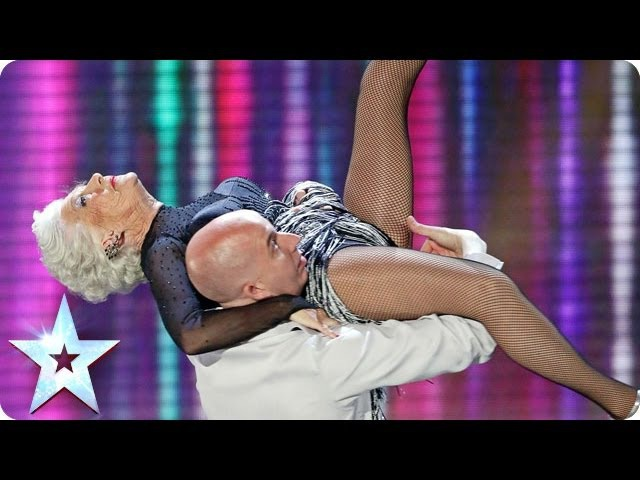 Paddy and Nico raise the bar | Britains Got Talent 2014 Final