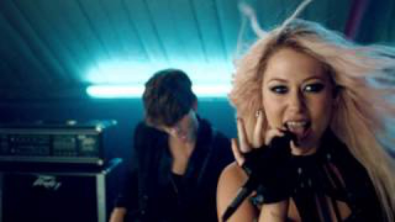 Amelia Lily - Shut Up (And Give Me Whatever You Got) (Official Video)