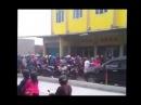 HEBOH Video Patwal Main Tabrak Pengendara Motor di sukabumi