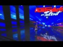 Voice of an Angel Schoolgirl performs Diamonds Australia's Got Talent