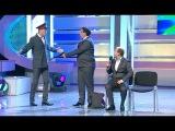 КВН Родина Чехова - 2012 Премьер лига Вторая 1/2 Приветствие