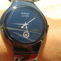 Rado - купить оригинальные швейцарские часы Rado