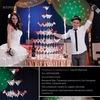 Пирамида шампанского в Туле/Шоу программа