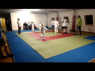 Совместная тренировка с родителями