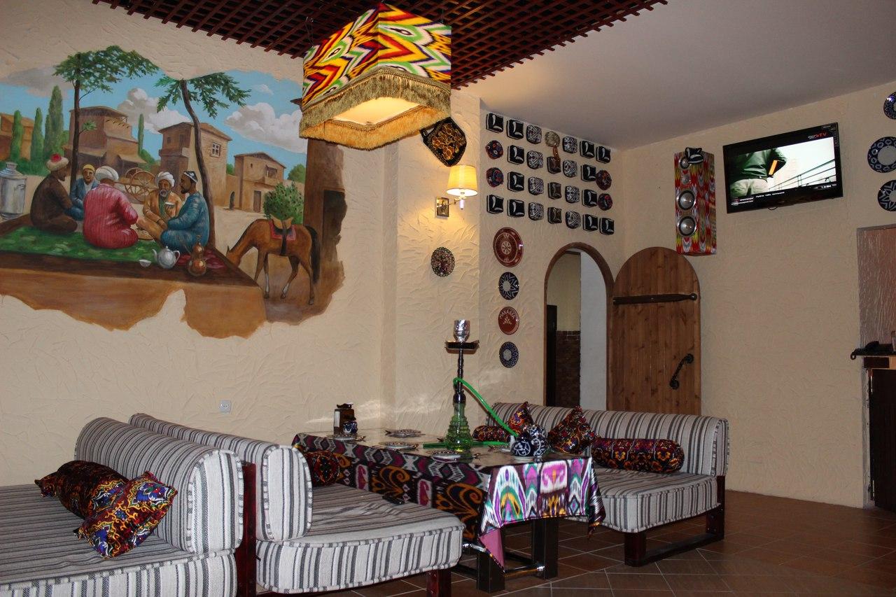 Махалля-ресторан узбекской кухни в Актау 51-22-13