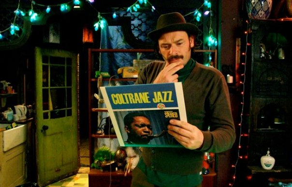 я был в джазовом трансе: