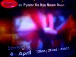 Arnav - Khushi IPKKND unseen promo march 2013 on Mauritius MBC TV