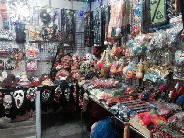 Рынок в Паттайе