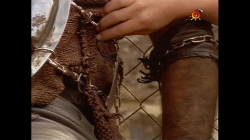 Грозовые камни / Thunderstone (1-й сезон, 25-я серия) (1999-2000) (фантастика, фэнтези, приключения, семейный)