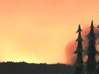 Страна Троллей 9 серия из 26 / Troll Tales Episode 9 (2003) Буря в Стакане