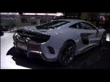 Женевский автосалон 2015. Супер новинки. Mercedes Pullmann, McLaren