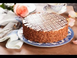 Как приготовить торт Эстерхази (ВИДЕО)
