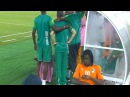 Gervinho didn't watch the Penalty Shoot-out - Ivory Coast v Ghana (AFCON Final 2015)