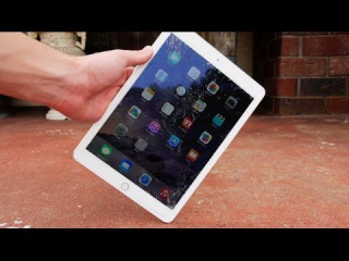 iPad Air 2 Durability Drop Test!
