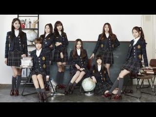 Lovelyz (러블리즈) - 그녀는 바람둥이야 (She Is A Flirt) (Feat. Dongwoo) (Babysoul & Kei) [Girls' Invasion]