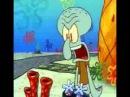 Губка Боб - музыкальный прикол песенка Патрик,что ты здесь делаешь
