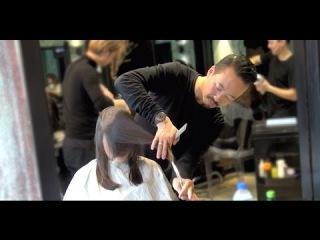 Kenneth Siu's Haircut - Kate