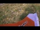 Murik with training kite